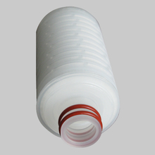 YTPES Series - Double Layer Polyether Sulfone(PES) Pleated Filter Cartridge