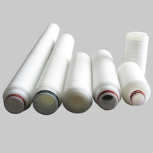 YTPP Series - Polypropylene(PP) Pleated Filter Cartridge