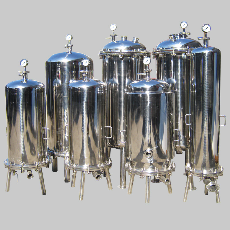 YTY Series - Stainless Steel Liquid Filter
