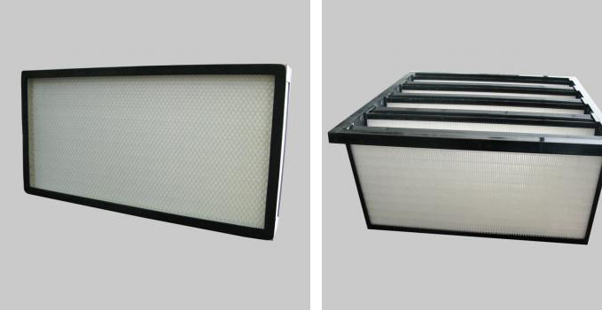 The ventilation system Air Filter