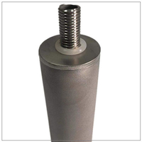 Stainless-steel-powder-sintered-filter-cartridge