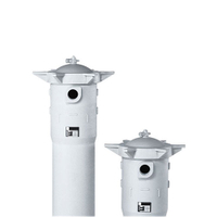 PP all-plastic bag filter housing